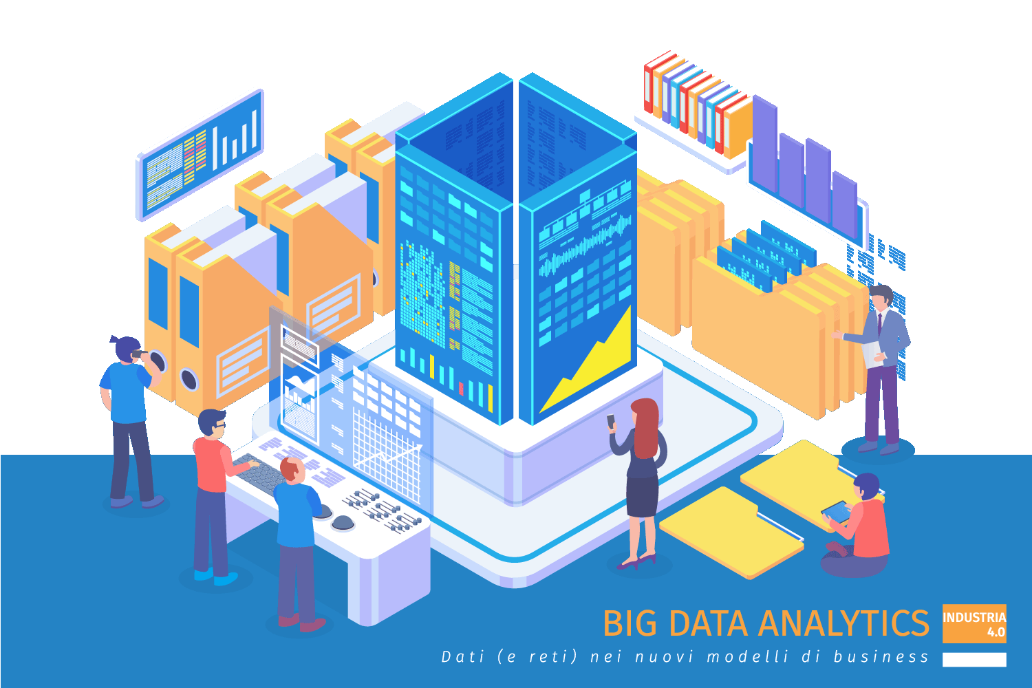 Big data analytics in industria 4.0 e non solo
