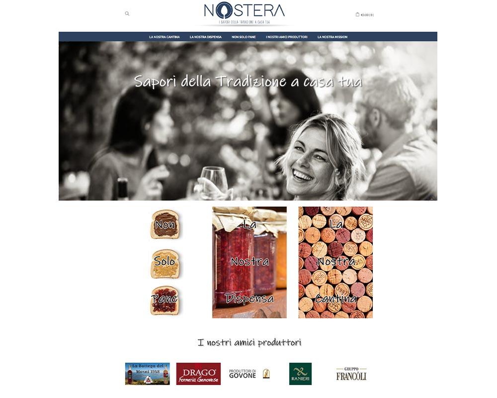 Case study ecommerce Nostera