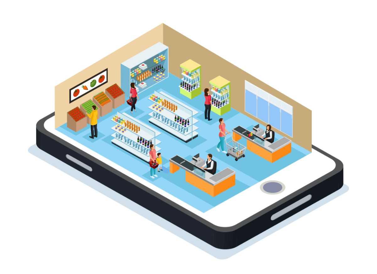 vendere prodotti alimentari online