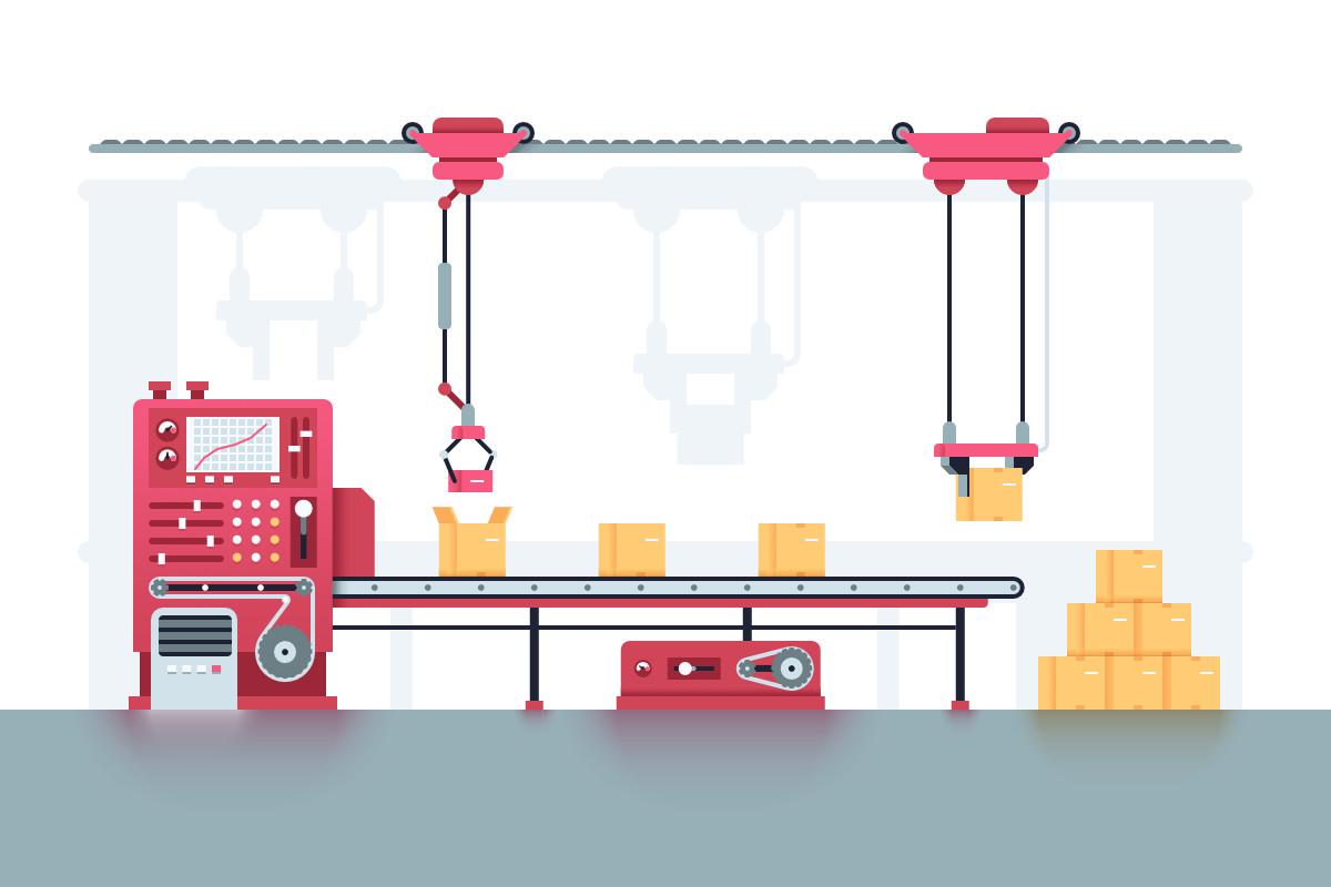 programmi MES e automazione dei processi produttivi